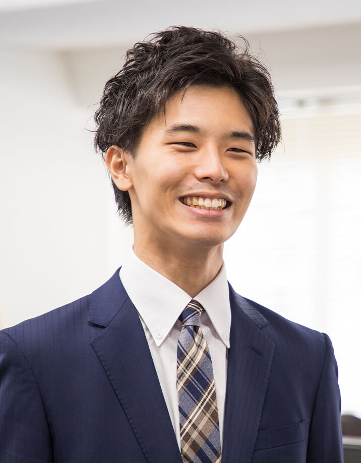 営業 / 西田